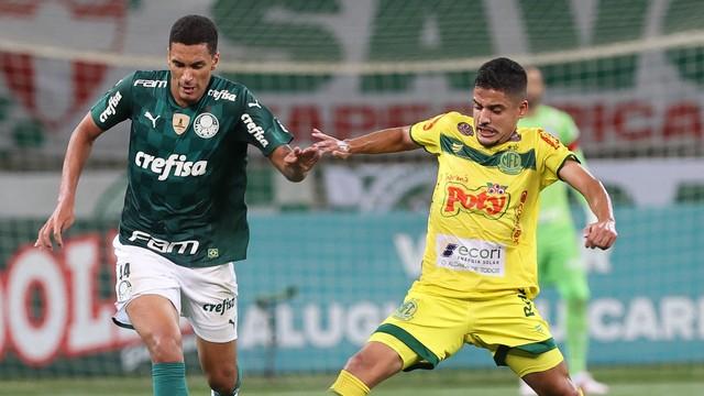 Palmeiras perde do Mirassol em casa e fica em situação complicada no Paulistão