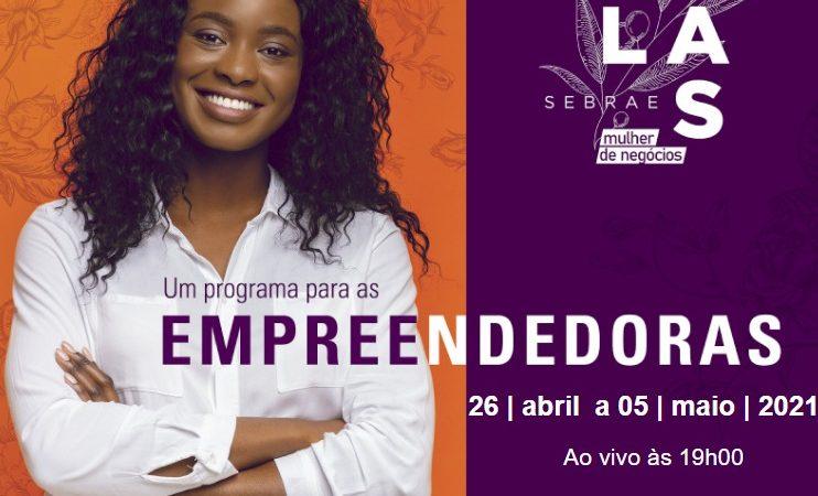 Sebrae oferece curso gratuito para mulheres empreendedoras em Santa Fé do Sul