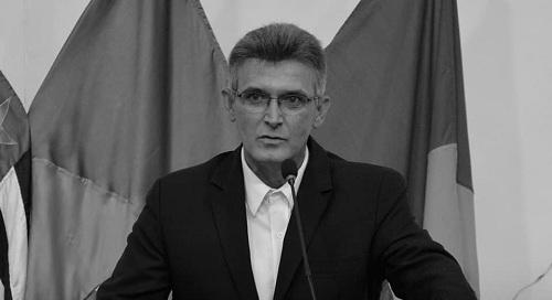 Morreu na madrugada desta segunda-feira, aos 52 anos, Carlão Gallindo, vice-prefeito de Birigui